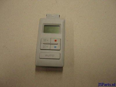 Bedieningspaneel ringkachel Climatronic