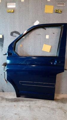 Voordeur T5 links blauw